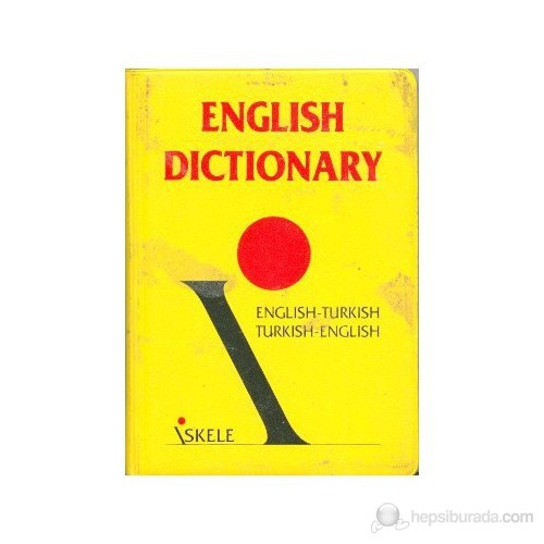English Dictionary (Cep Boy)