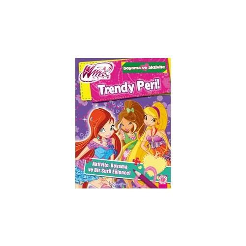 Trendy Peri!