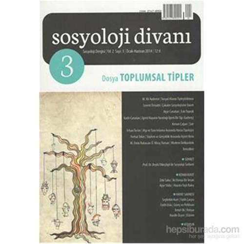 Sosyoloji Divanı 3-Kolektif