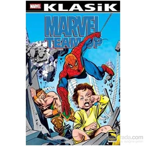 Klasik Marvel Team-Up 3