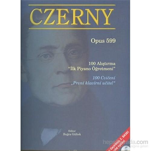 Czerny 100 Op.599 İlk Piyano Öğretmeni(Cd'Li) 100 Alıştırma
