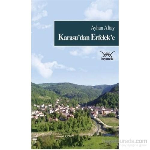 Karasudan Erfeleke