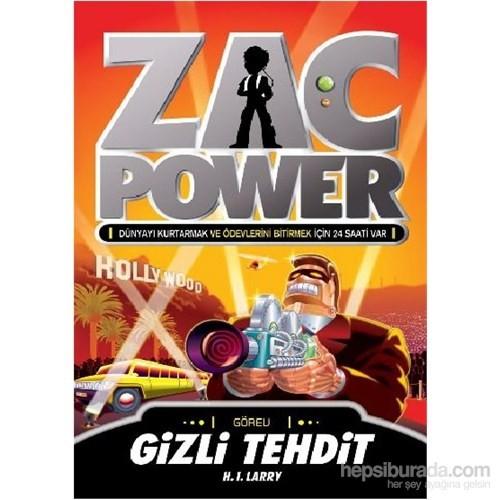 Zac Power Serisi 09 Gizli Tehdit