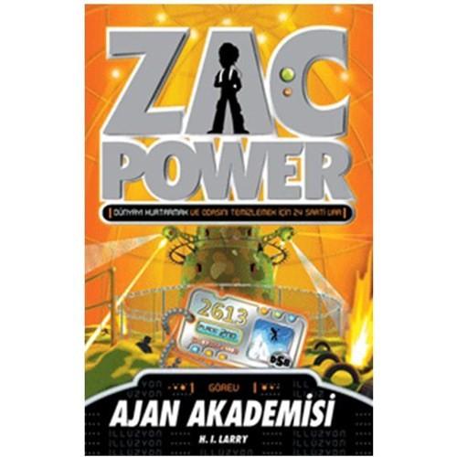 Zac Power - Ajan Akademisi