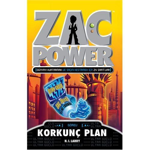 Zacpower 19 - Korkunç Plan