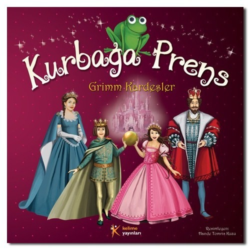 Kurbağa Prens-Grimm Kardeşler