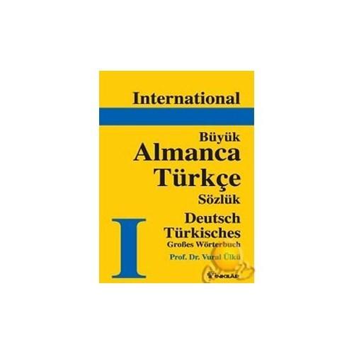 Büyük Almanca Türkçe Sözlük - Vural Ülkü