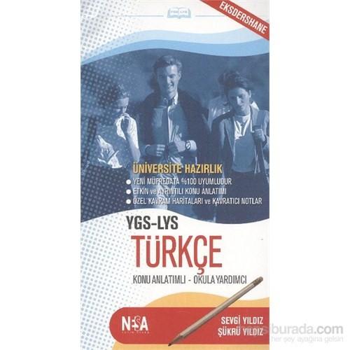 Nesa YGS LYS Türkçe (cep boy)