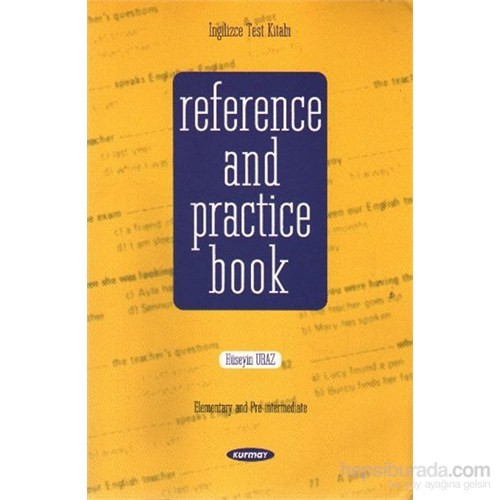 Reference And Practice Book-Hüseyin Uraz