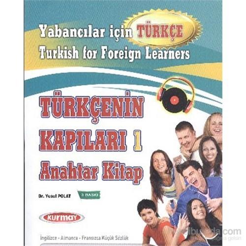 Yabancılar İçin Türkçe Türkçenin Kapıları 1