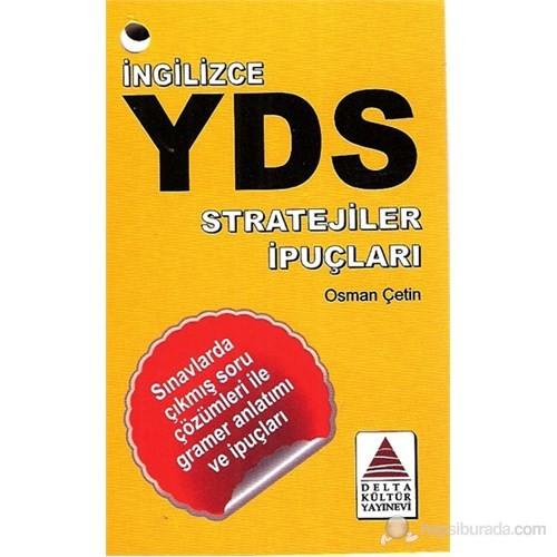 YDS Stratejiler İpuçları Kartı
