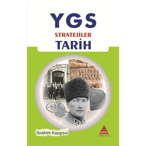 Delta YGS Tarih Strateji Kartları - İbrahim Kaygısız