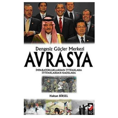Avrasya (Dengesiz Güçler Merkezi)