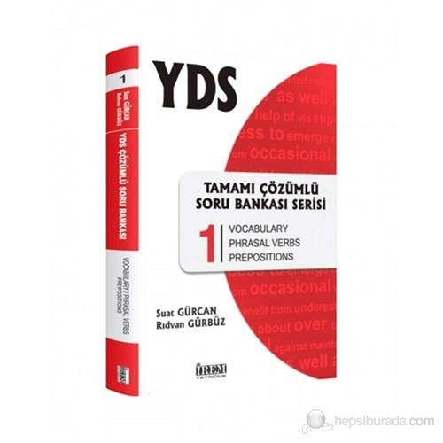 İrem YDS Tamamı Çözümlü Soru Bankası Serisi 1