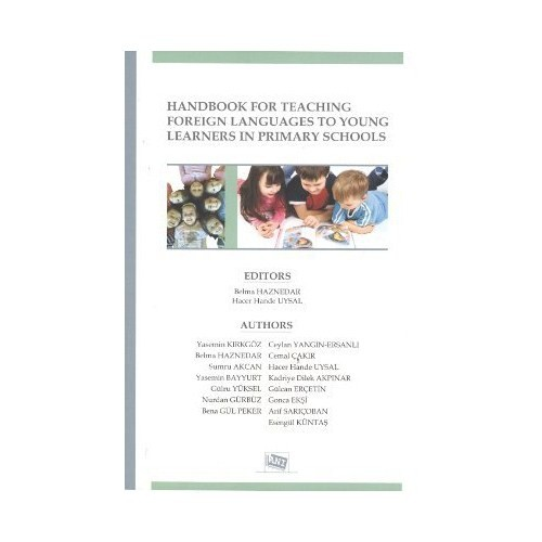 Handbook For Teaching Foreign Languages To Young Learners İn Primary Schools