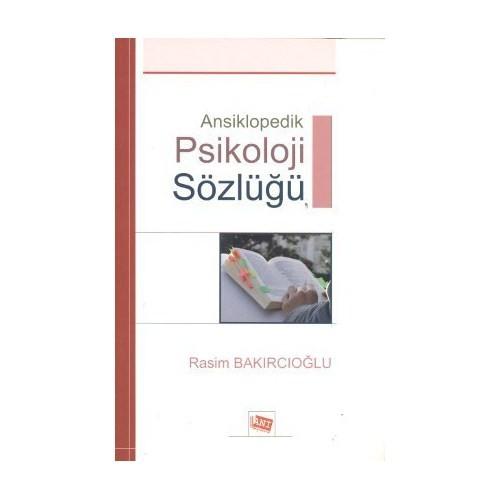Ansiklopedik Psikoloji Sözlüğü