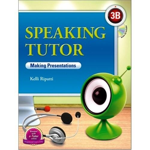 Speaking Tutor 3B +CD (Making Presentations)