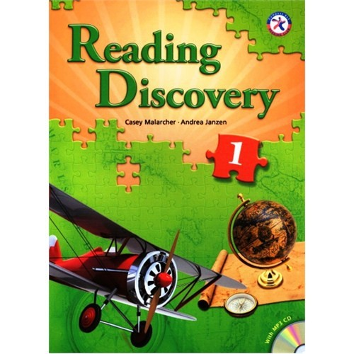 Reading Discovery 1 +MP3 CD - Casey Malarcher