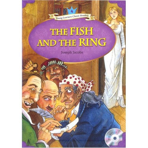The Fish and the Ring +MP3 CD (YLCR-Level 4)