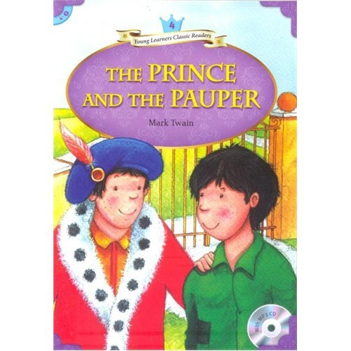 The Prince and the Pauper +MP3 CD (YLCR-Level 4)