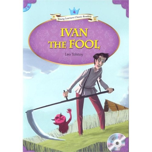 Ivan the Fool +MP3 CD (YLCR-Level 4)