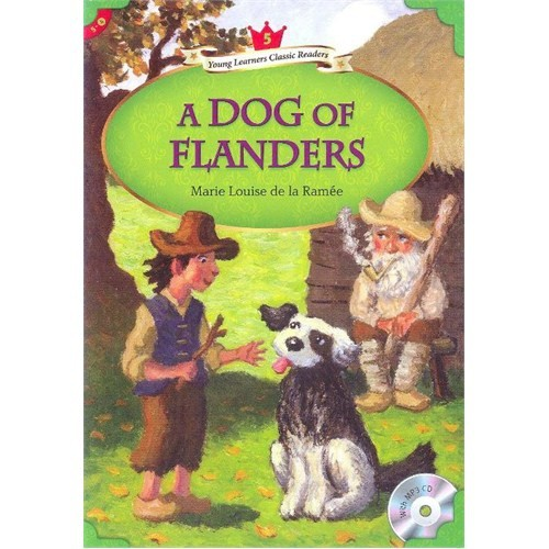 A Dog of Flanders +MP3 CD (YLCR-Level 5)