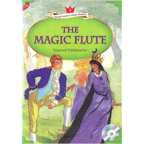 The Magic Flute +MP3 CD (YLCR-Level 5)