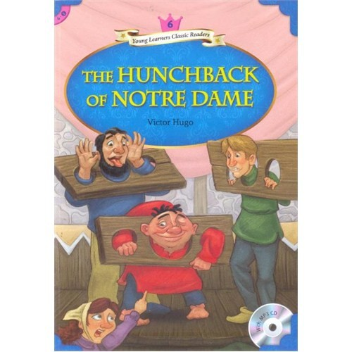 The Hunchback of Notre Dame +MP3 CD (YLCR-Level 6)