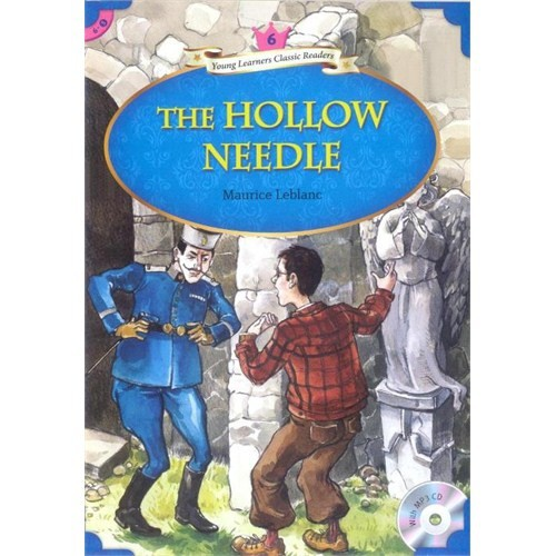The Hollow Needle +MP3 CD (YLCR-Level 6)