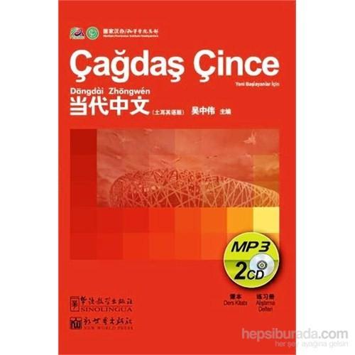 Çağdaş Çince Mp3 Cd (2 Cd)