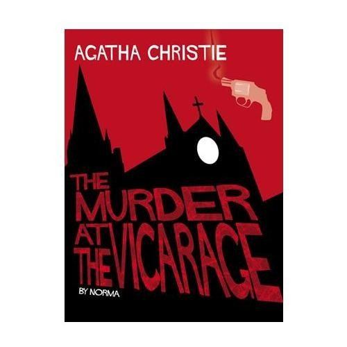 The Murder at the Vicarage [Comic Strip edition]