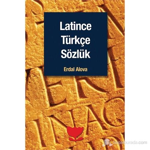 Latince - Türkçe Sözlük - Erdal Alova