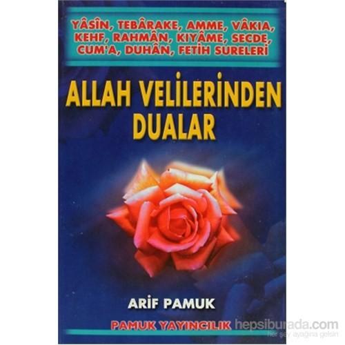 Allah Velilerinden Dualar (Yas-009/P20)
