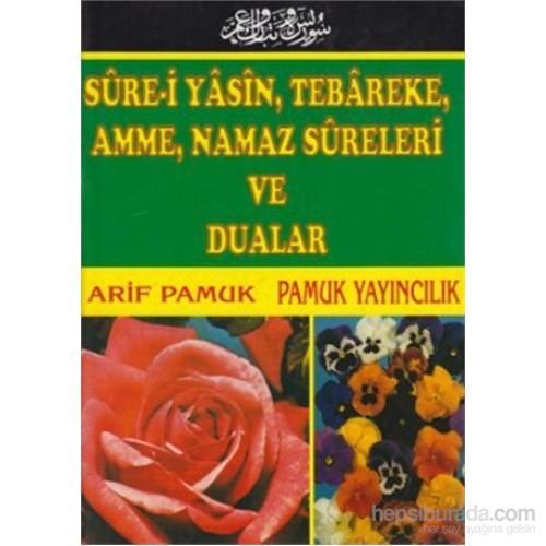 Sure-İ Yasin, Tebareke, Amme, Namaz Sureleri Ve Dualar (Yas-043/P12)