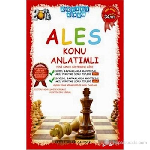 Akıllı Adam ALES Müthiş Tek Kitap Set (Soru Bankası Hediyeli)