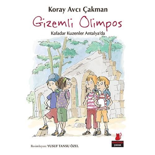 Gizemli Olimpos: Kafadar Kuzenler Antalya'Da-Koray Avcı Çakman