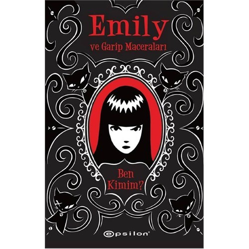 Emily Ve Garip Maceraları - Ben Kimim?-Jessica Gruner
