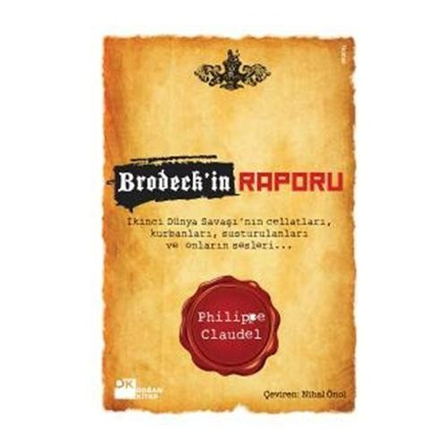 Brodeck'in Raporu - Philippe Claudel