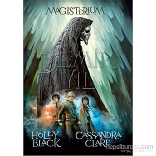 Magisterium Demir Yılı-Holly Black