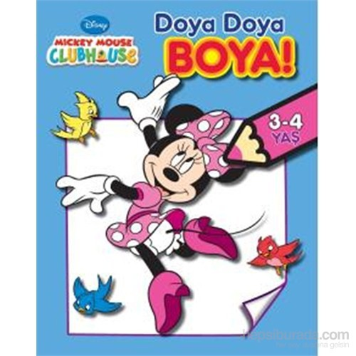 Doya Doya Boya Mickey Mouse Club House