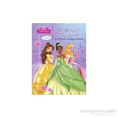 Disney Prenses Kraliyet Modası Çıkartmalı Faaliyet 60 Çıkartma