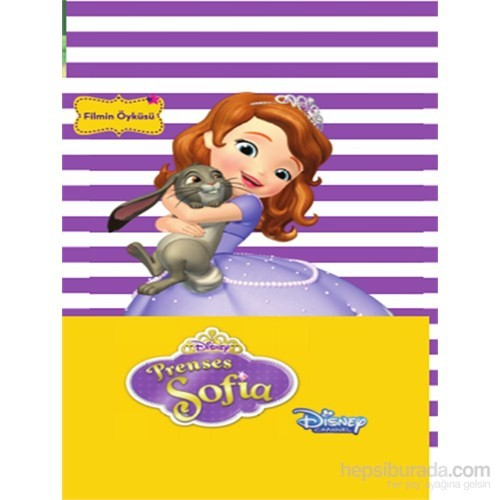 Disney Mini Kitaplığım Prenses Sofia Filmin Öyküsü-Kolektif