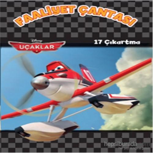 Dısney Uçaklar Faaliyet Çantası