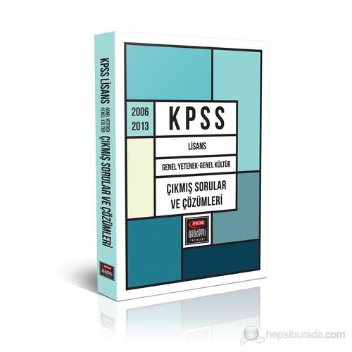 Fem Akademi KPSS 2014 Genel Yetenek-Genel Kültür Çıkmış Sorular ve Çözümleri (2006-2013)