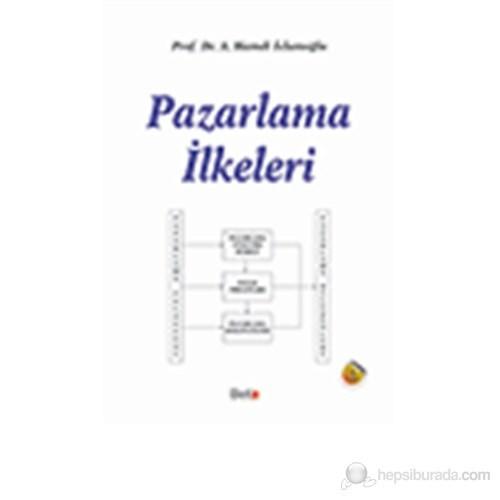 Pazarlama İlkeleri-Ahmet Hamdi İslamoğlu