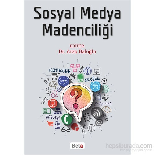 Sosyal Medya Madenciliği