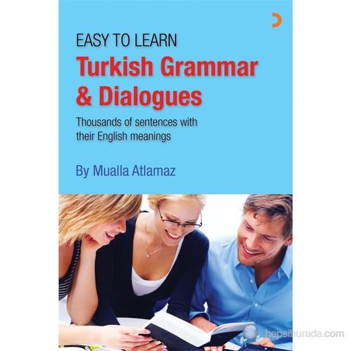 Turkish Grammar & Dialogues