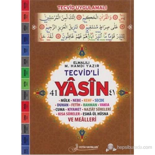 Tecvid'li 41 Yasin - Rahle Boy (Kod Fo40)