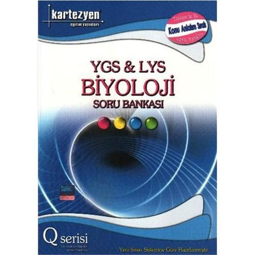 Kartezyen YGS-LYS Biyoloji Soru Bankası (Q Serisi)