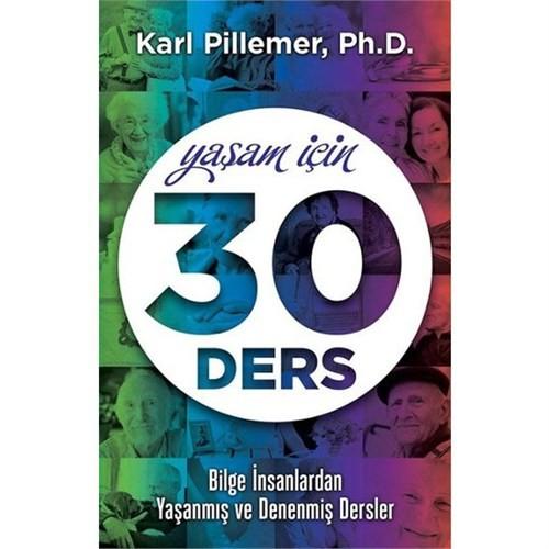 Butik Yayınları Yaşam İçin 30 Ders Karl Pillemer